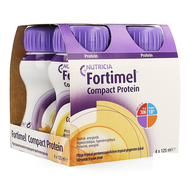 Nutricia Compact Protein Tropical Gingembre 125 ml 4pc