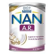 Nan A.R. 0-12mois 800gr