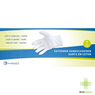 Pharmex gants coton medium 2