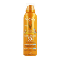 Vichy Idéal Soleil Anti-Zand Spray Kinderen SPF50+ 200ml