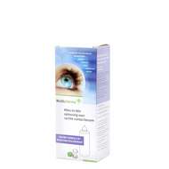 Multipharma solution lentilles souples 100ml