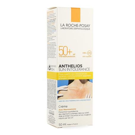 Lrp Anthelios sun intolerance SPF50+ 50ml