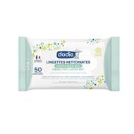 Dodie Lingettes Nettoyantes Certifiées Bio 50pc