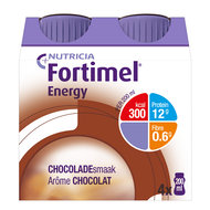 Fortimel Energy Chocolat 200ml  4pc
