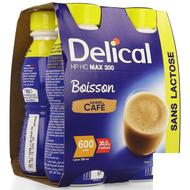 Delical max 300 café 4x300ml