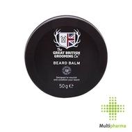 Great british grooming beard balm 50g