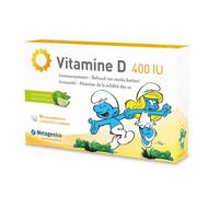 Metagenics Vitamine D 400IU enfant gout citron 168comp