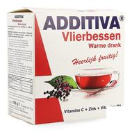Additiva baies sureau pour boisson chaude sach 10