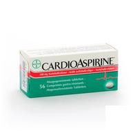 Cardioaspirine gastro resist. tabl 56 x 100mg