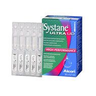 Systane Ultra gouttes oculaires hydra lid 30x0,7ml