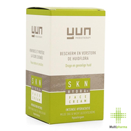 Yun skn hydra+ face cream daily care 50ml