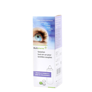 Multipharma Solution lentilles souples 360ml