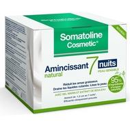 Somatoline Cosmetics Afslankkuur 7 nachten natural crème 400ml