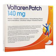 Voltaren patch 140mg emplâtre médicamenteux 10pc