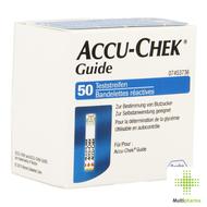 Accu chek guide tests 50 strips
