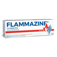Flammazine 1% crème 50gr