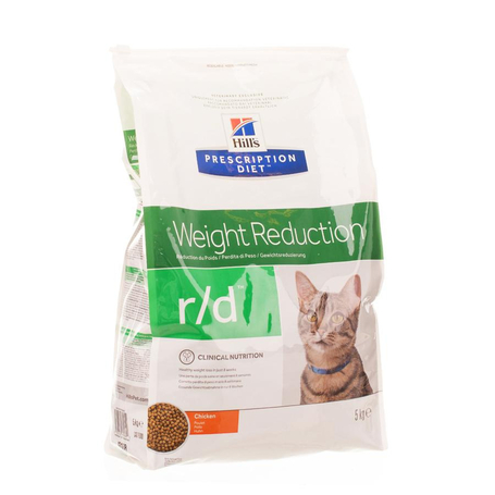 Prescrip.diet Feline Rd 5kg 4318m
