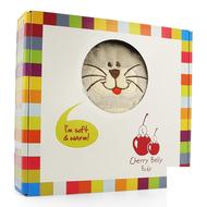 Warmtekussen lijnzaad cherry belly baby konijn