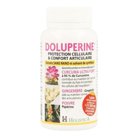 Doluperine pot gel 60 holistica