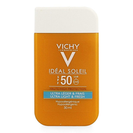 Vichy Idéal Soleil Dry touch pocket SPF50+ 30ml
