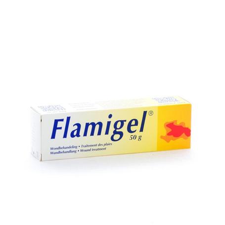 Flamigel Wondbehandeling tube 50g