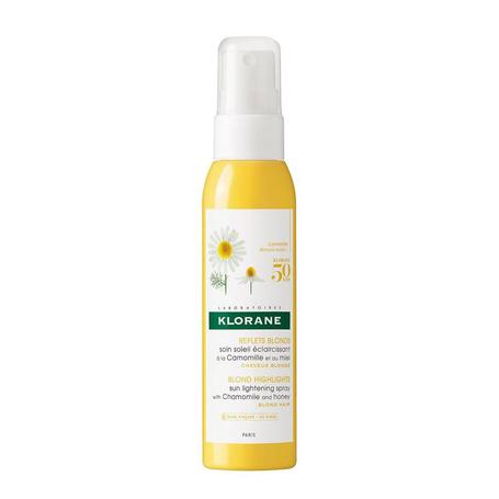 Klorane Spray Eclaircissant Camomille  125ml