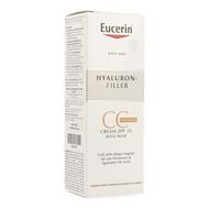 Eucerin Hyaluron-Filler medium CC Crème  50ml