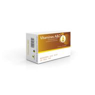Nutritic Vitamines A&D 60tabl