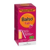 Balso Kids Hoestsiroop zonder suiker fles 125ml + pipet