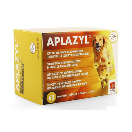 Aplazyl Complement alimentaire chien chat 60comp