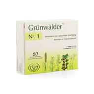 Grunwalder Nr. 1 transit intestinal comprimés 60pc