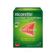 Nicorette invisi 25mg patch transderm. 28