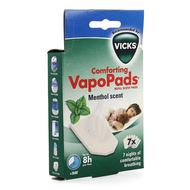 Vicks Vapopads VH7 recharges menthol 7pc
