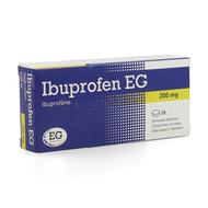 Ibuprofen eg 200mg comp enrobes 30 x 200mg
