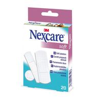 Nexcare Soft Pansements Doux  20pc