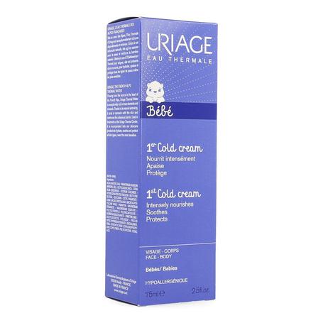 Uriage Baby cold cream 75ml
