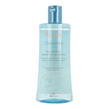 Avene cleanance micellair water 400ml nf