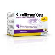 Kamillosan Ofta steriele gaasjes zonder conserveermiddelen kompressen 28st