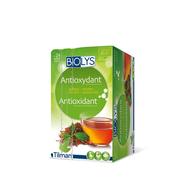 Biolys rooibos the vert sach 24