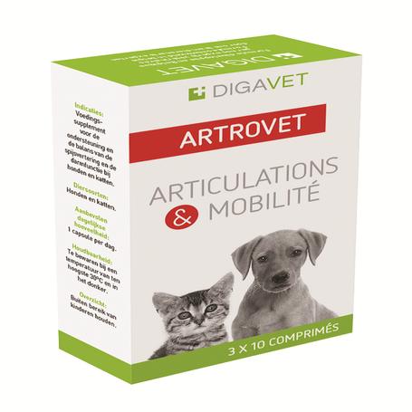 Artrovet chien chat comp 3x10