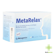 Metagenics Metarelax tabl 90st