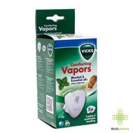 Vicks v-1700emea comforting vapors ess olie