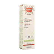 Mustela mat a/striemen creme parfum 150ml