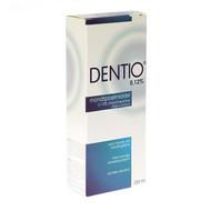 Dentio bleu 0,12% bain de bouche 250ml