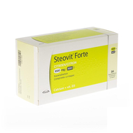 Steovit Forte 1000mg/800ui comprimés à croquer 84pc