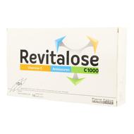 Revitalose C1000 solution buvable ampoules 14pc (2x5ml)