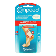 Compeed ampoules extreme pansements 5pc