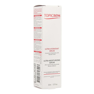 Topicrem ultra hydra gezichtsserum pompfl 30ml