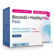 Biocondil+Mobilityl Max tabletten 180 +90st