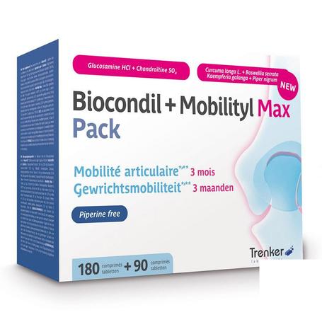 Biocondil+Mobilityl Max comprimés 180 +90pc